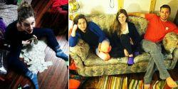 Mahasiswa Temukan Uang Rp 470 Juta Dalam Sofa Bekas