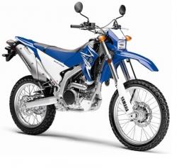 Yamaha WR250R Mengaspal Awal 2015