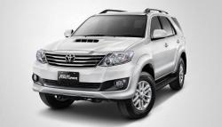 Daftar Harga Toyota Fortuner Terbaru 2015