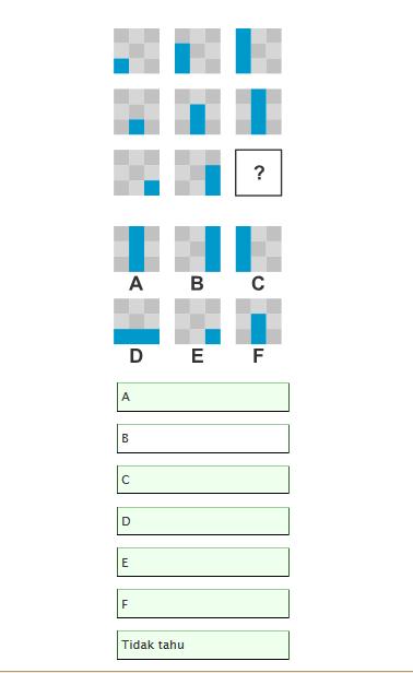 Test IQ mu disini http://www.arealme.com/iq/id/ . jika sudah, tulis di komentar berapa besar IQ mu. Harus jujur loh ! Jangan Lupa WOW nya (y)
