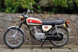 Harga Motor Bekas Honda CB Klasik