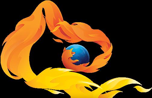 Logo firefox keren gan http://bit.ly/serbaWOW