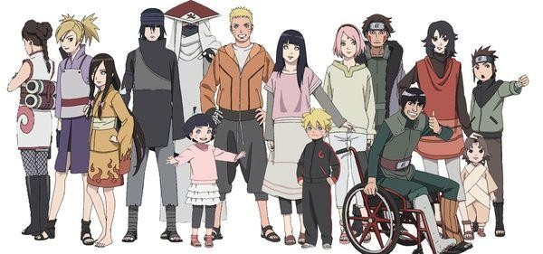 Bersiap untuk Naruto the movie terakhir