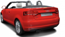 All- Audi A3 Cabriolet India to bring the country in December