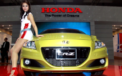 Kumpulan Foto SPG di ajang International Indonesia Motor Show 2015