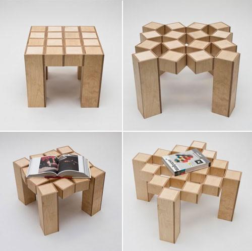 mejanya bisa berubah :D