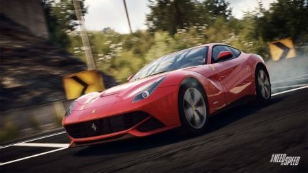 Ferrari f12 Berlinetta Need For Speed Rivals Wallpaper