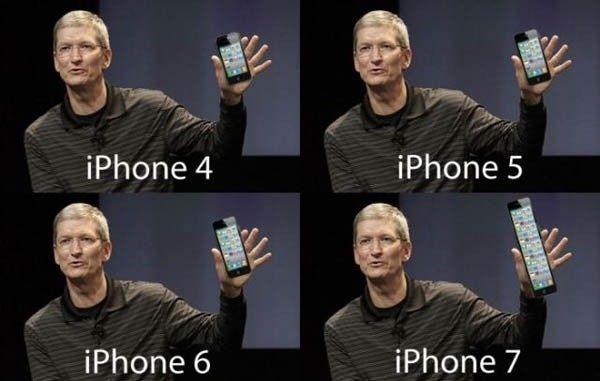 Revolusi Iphone... hahahhaha