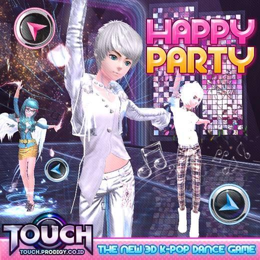 Hi sobat Pulsker pecinta #KPOP , yuk gabung di game online casual dance di TOUCH ONLINE. Kamu bisa dance dengan hits-hits EXO, SUJU, 2NE1, TARA, SISTAR, Girls Generations dan banyak lagi! Klik aja http://touch.prodigy.co.id/register.php