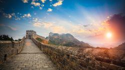 """Tembok Besar Cina Ditutup Demi """"Assalamualaikum Beijing"""""""