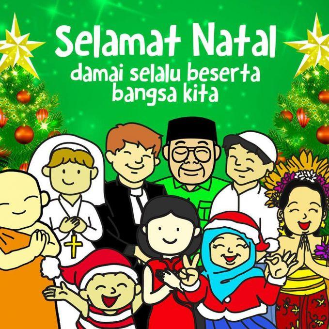 Selamat Hari Natal bagi yang merayakan :) Damai selalu