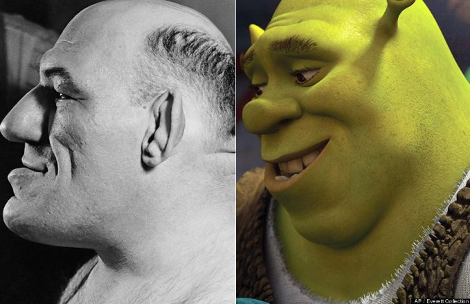 Tokoh animasi Shrek ternyata ada di dunia nyata... Gak percaya? Lihat info lengkapnya: http://nyatnyut.com/2014/12/30/tokoh-animasi-shrek-ternyata-ada-di-dunia-nyata-gan/