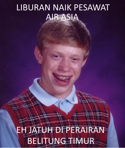 Pray for bad luck brian