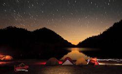 Ranu Kumbolo, Time To Stargazing & Skywatching