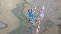 "Laki-laki Ini ""Selfie"" dari Ketinggian 1.500 Kaki"