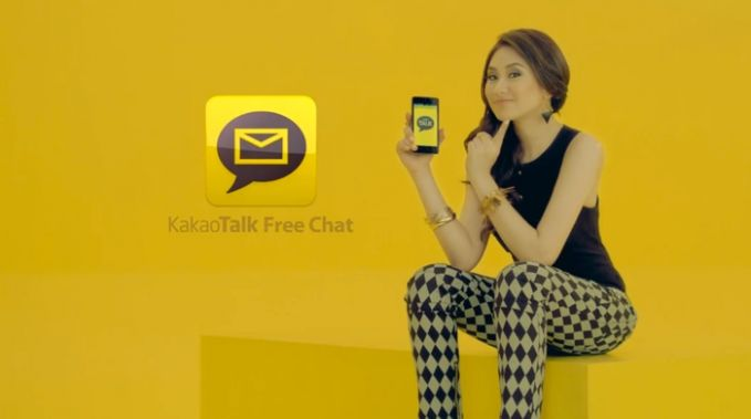 download aplikasi kakaotalk android