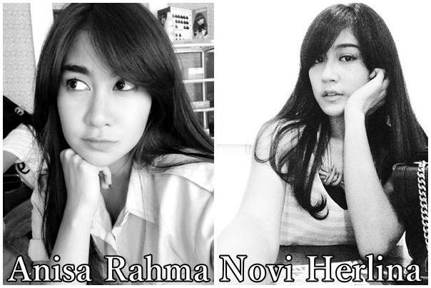 Anisa Rahma Atau Novi Herlina?