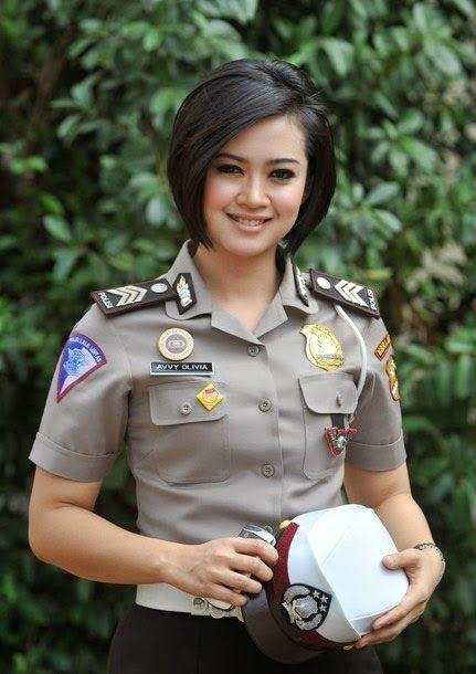 Brigadir Avvy Olivia Yang Sangat Cerdas
