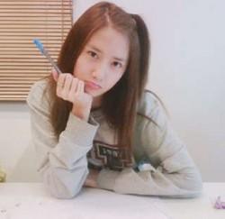 10 Ekspresi Imut YoonA SNSD