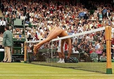 10 Foto Konyol Dalam Dunia Olahraga