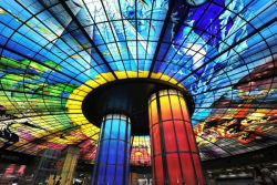 10 Foto Stasiun MRT Paling Keren di Dunia