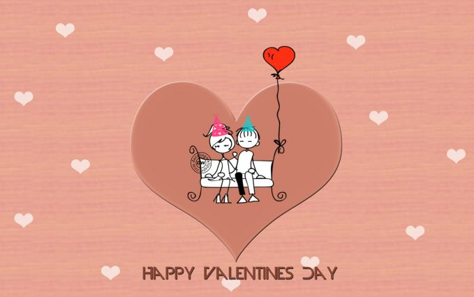 happy valentine day kk...