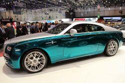 Modifikasi Mobil Rolls Royce Versi 1