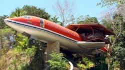 Hotel Mewah Yang Terbuat dari Pesawat Boeing 727