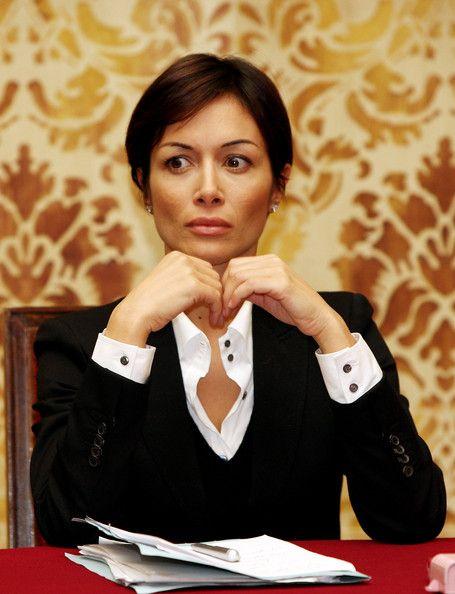 Mara Rosaria Carfagna Peringkat ke-2 politisi tercantik ada pada Mara Rosaria Carfagna asal Italia.