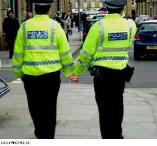 Kumpulan Foto Konyol Polisi