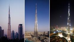 10 Gedung Megah Tertinggi di Dunia