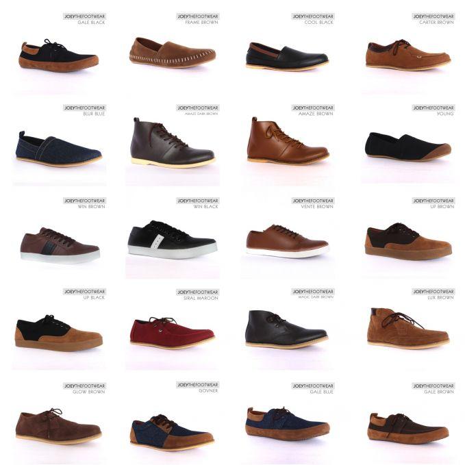 sepatu bandung, sepatu handmade, sepatu lokal, sepatu joey the footwear