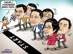 Karikatur Lucu Para Tokoh Politik