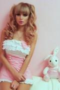 10 Wajah Wanita yang Mirip Boneka Barbie
