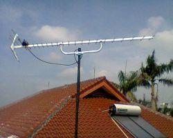 Ahli Pekerja Pasang antena Televisi uhf Digital Bintaro