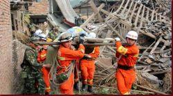 China Tidak Butuh Bantuan Untuk Gempa Dahsyat