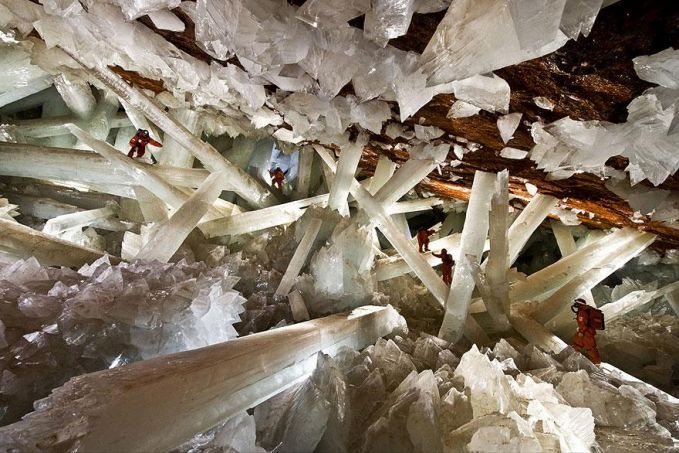 Naica Mine (Cave of Crystals) - Mexico