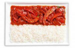 Perpaduan Makanan Enak ini Disulap Jadi Bendera Dari Berbagai Negara