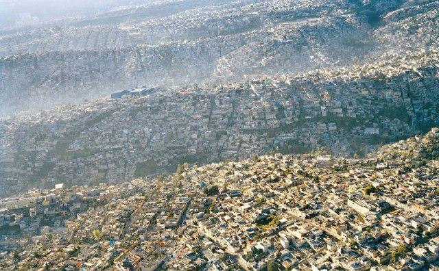 Kota mexico dengan 20 Juta kepadatan penduduk