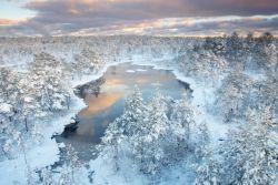 Foto2 Menakjubkan Saat Musim Salju Dari Berbagai Negara
