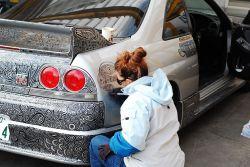 Hal Kreatif yang Bisa Dilakukan pada Mobil Anda hanya Dengan Menggunakan Spidol