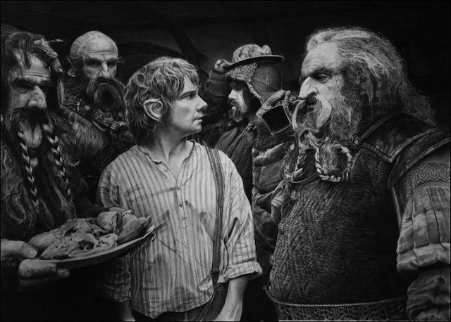 """Kita tingkatkan imaginasi kita dengan kehadiran para """"Hobbit"""" ini"""
