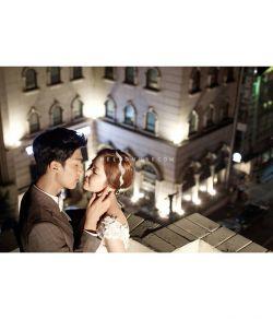 Konsep Pre Wedding Korea yang Mungkin Bisa Anda Tiru Bersama Pasangan