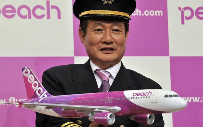 Peach (80) - maskapai penerbangan yang membutuhkan pilot Maskapai yang pernah membatalkan penerbangan lebih dari 2.000 kali karena kekurangan pilot. Sulit dipercaya bukan?