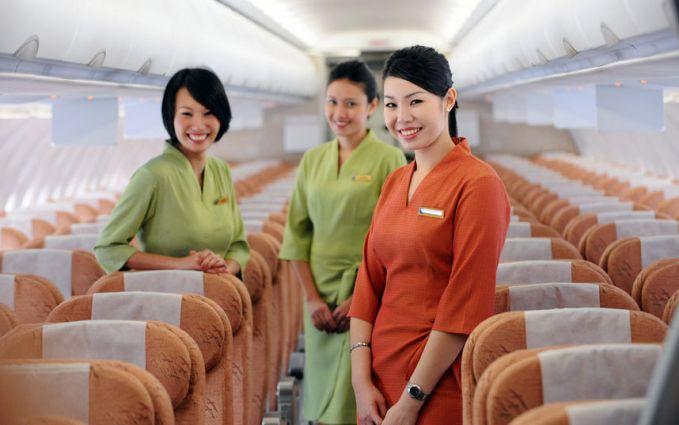 SilkAir (40) - maskapai lain Singapura Maskapai penerbangan terbaik 40 dalam peringkat Skytrax ini (lebih baik daripada easyJet, Delta, Aeroflot, Iberia, Aer Lingus dan Alitalia, untuk beberapa nama), SilkAir dibentuk pada tahun 1976, sehingga maska