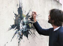10 Lukisan Dinding Yang Akan Membuatmu Ingin Melukis Juga