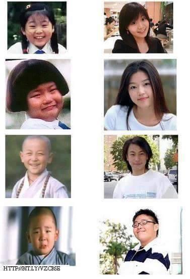 Masih ingat dengan para pemeran Boboho? Inilah penampilan mereka sekarang.