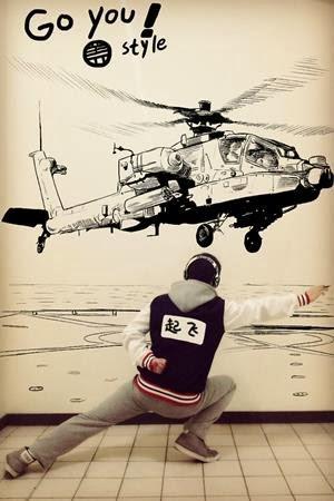 5. Parkir Helikopter :))