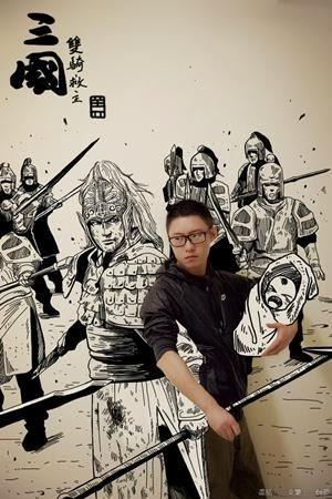 11. siap bertarung dengan para samurai