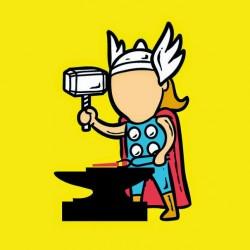 Pekerjaan Sampingan yang Bisa dilakukan Para Superhero Kalo Lagi Nganggur